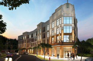The Galleries NoDa condominiums